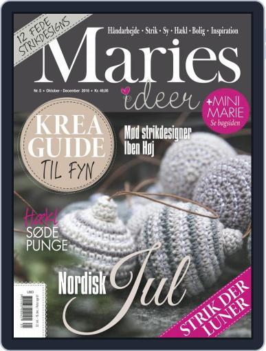 Maries Ideer (Digital) October 1st, 2018 Issue Cover