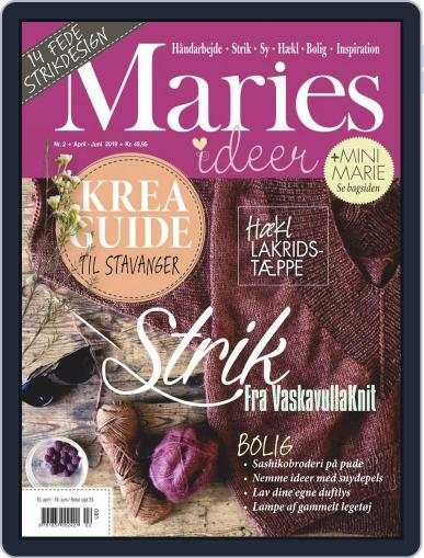 Maries Ideer (Digital) April 1st, 2019 Issue Cover