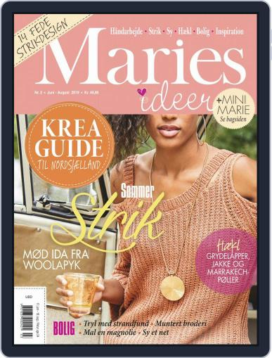 Maries Ideer (Digital) June 1st, 2019 Issue Cover