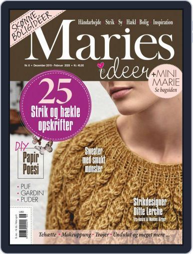 Maries Ideer (Digital) December 1st, 2019 Issue Cover