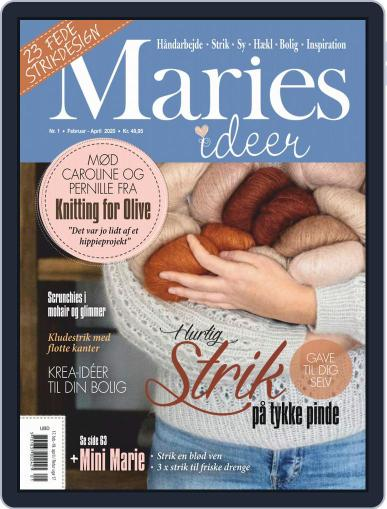 Maries Ideer (Digital) February 1st, 2020 Issue Cover