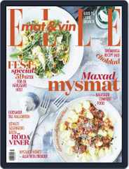 Elle Mat & Vin (Digital) Subscription September 1st, 2019 Issue