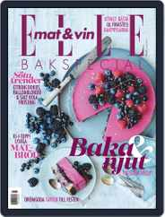 Elle Mat & Vin (Digital) Subscription October 1st, 2019 Issue