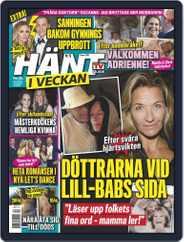 Hänt i Veckan (Digital) Subscription March 14th, 2018 Issue