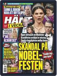 Hänt i Veckan (Digital) Subscription December 12th, 2018 Issue