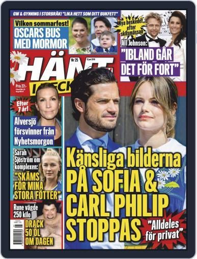 Hänt i Veckan (Digital) June 12th, 2019 Issue Cover