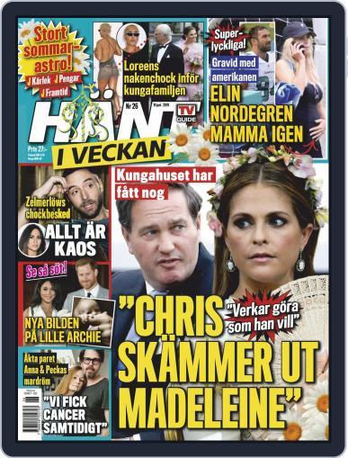 Hänt i Veckan (Digital) June 19th, 2019 Issue Cover