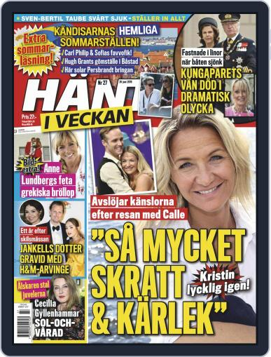 Hänt i Veckan (Digital) June 26th, 2019 Issue Cover