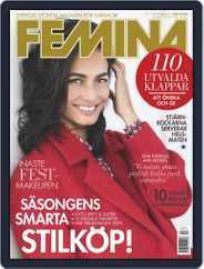Femina Sweden (Digital) Subscription December 1st, 2017 Issue