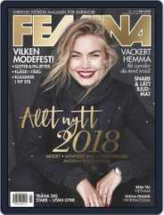 Femina Sweden (Digital) Subscription January 1st, 2018 Issue