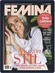 Femina Sweden (Digital) Subscription May 1st, 2018 Issue