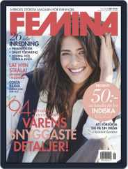 Femina Sweden (Digital) Subscription June 1st, 2018 Issue