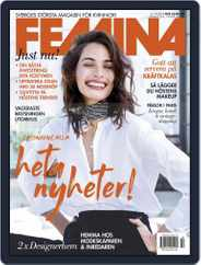 Femina Sweden (Digital) Subscription October 1st, 2018 Issue