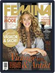 Femina Sweden (Digital) Subscription December 1st, 2018 Issue