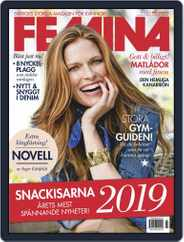 Femina Sweden (Digital) Subscription February 1st, 2019 Issue
