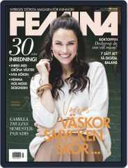 Femina Sweden (Digital) Subscription May 1st, 2019 Issue