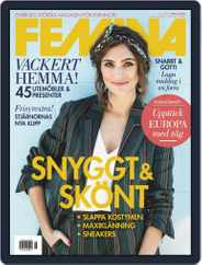 Femina Sweden (Digital) Subscription June 1st, 2019 Issue