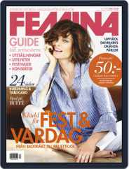 Femina Sweden (Digital) Subscription July 1st, 2019 Issue