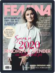 Femina Sweden (Digital) Subscription February 1st, 2020 Issue