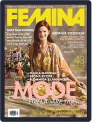 Femina Sweden (Digital) Subscription April 1st, 2020 Issue