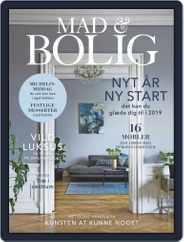 Mad & Bolig (Digital) Subscription January 1st, 2019 Issue