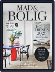 Mad & Bolig (Digital) Subscription January 1st, 2020 Issue