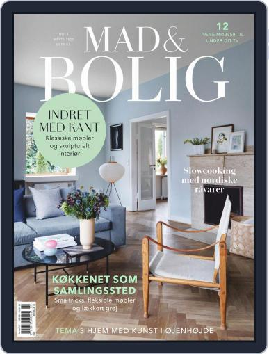 Mad & Bolig (Digital) March 1st, 2020 Issue Cover