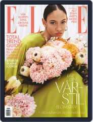 ELLE Sverige (Digital) Subscription March 1st, 2020 Issue