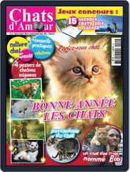 Chats d'Amour (Digital) Subscription February 1st, 2014 Issue
