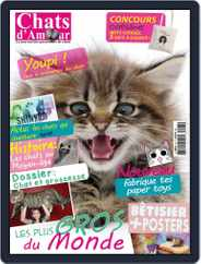 Chats d'Amour (Digital) Subscription March 1st, 2017 Issue