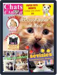 Chats d'Amour (Digital) Subscription January 1st, 2019 Issue