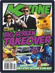 K-Zone (Digital) Subscription June 1st, 2019 Issue