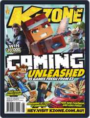 K-Zone (Digital) Subscription August 1st, 2019 Issue