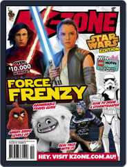 K-Zone (Digital) Subscription October 1st, 2019 Issue