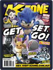 K-Zone (Digital) Subscription March 1st, 2020 Issue
