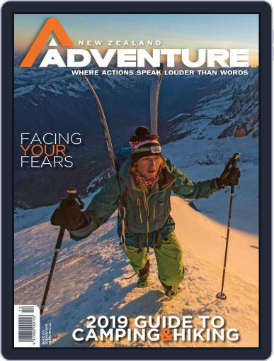 Adventure October 1st, 2019 Digital Back Issue Cover