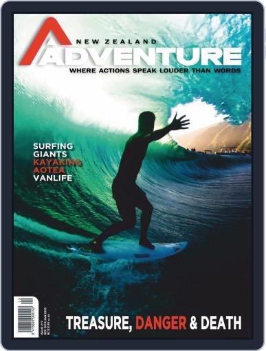 Adventure December 1st, 2019 Digital Back Issue Cover