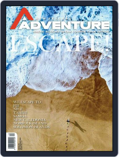 Adventure February 1st, 2020 Digital Back Issue Cover