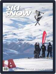 Ski and Snow Magazine (Digital) Subscription October 7th, 2019 Issue