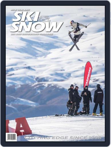 Ski and Snow Magazine (Digital) October 7th, 2019 Issue Cover