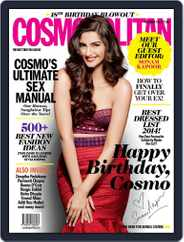 Cosmopolitan India (Digital) Subscription October 21st, 2014 Issue
