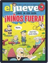 El Jueves (Digital) Subscription April 21st, 2020 Issue