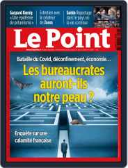 Le Point (Digital) Subscription April 23rd, 2020 Issue