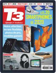 T3 Gadget Magazine France (Digital) Subscription April 1st, 2020 Issue