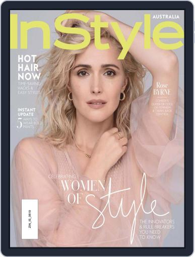 InStyle Australia (Digital) June 6th, 2019 Issue Cover