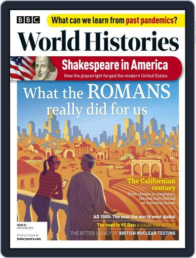 BBC World Histories (Digital) May 1st, 2020 Issue Cover