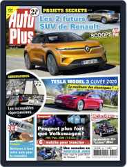 Auto Plus France (Digital) Subscription April 24th, 2020 Issue