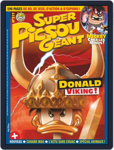 Super Picsou Géant (Digital) May 1st, 2020 Issue Cover