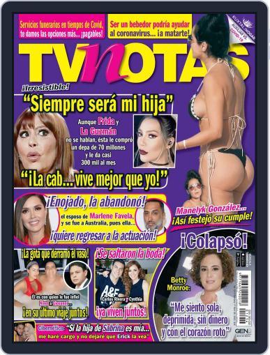 TvNotas (Digital) April 28th, 2020 Issue Cover