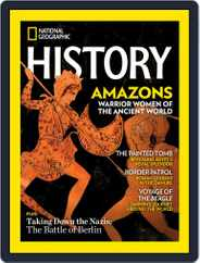 National Geographic History (Digital) Subscription May 1st, 2020 Issue